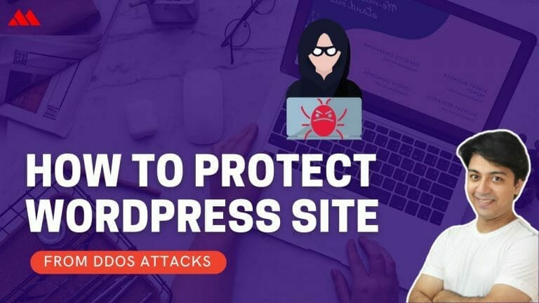 DDoS Attacks -  How to protect your WordPress site from DDoS Spam Attacks?
