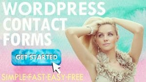 How to Create a Contact Form With WordPress FREE 2021 ~ A WPForms Tutorial For Beginners